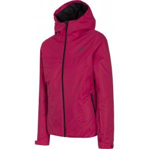 Dámská lyžařská bunda 4F D4Z20-KUDN300 PINK