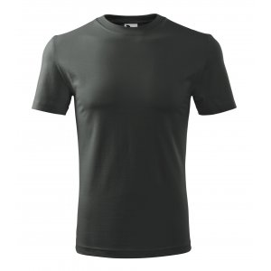 Pánské triko MALFINI CLASSIC NEW 132 TMAVÁ BŘIDLICE