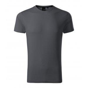 Pánské triko s krátkým rukávem MALFINI PREMIUM EXCLUSIVE 153 LIGHT ANTHRACITE