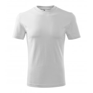 Pánské triko MALFINI CLASSIC 101 BÍLÁ