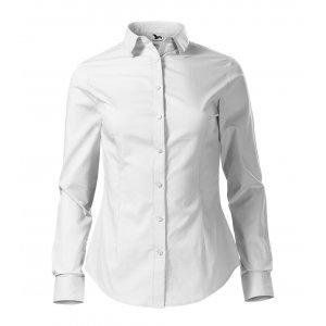 Dámská košile s dlouhým rukávem MALFINI STYLE LS 229 BÍLÁ