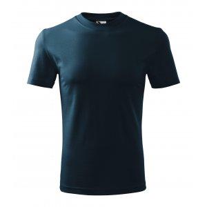 Pánské triko MALFINI HEAVY 110 NÁMOŘNÍ MODRÁ