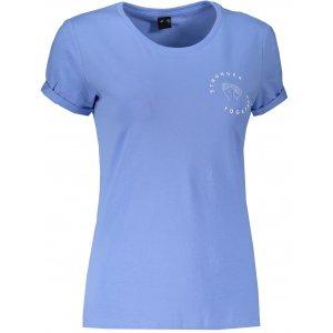 Dámské triko 4F D4Z20-TSD201 BLUE