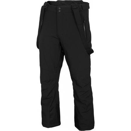 Pánské lyžařské kalhoty 4F D4Z20-SPMN251 DEEP BLACK