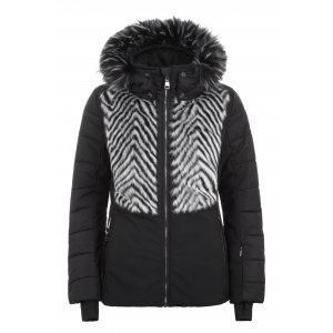 Dámská zimní bunda LUHTA ELLOLA BLACK