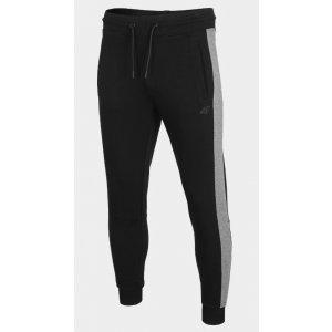 Pánské kalhoty 4F D4Z20-SPMD306 DEEP BLACK