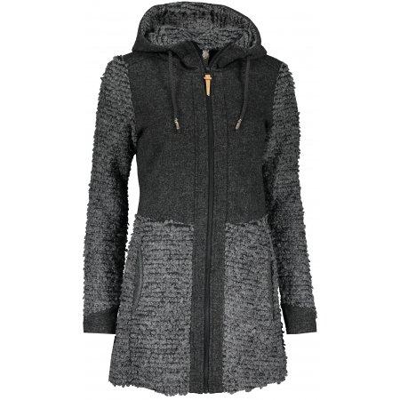Dámský prodloužený svetr TORSTAI MONTPELLIER BLACK