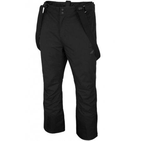 Pánské lyžařské kalhoty 4F D4Z20-SPMN350R DEEP BLACK