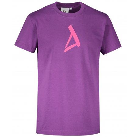 Dětské triko ALTISPORT ALH002138 FIALOVÁ
