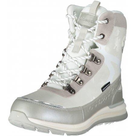 Dámské zimní boty ALPINE PRO LUNEDA LBTS280 BÍLÁ