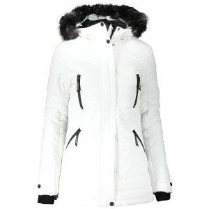 Dámská zimní bunda ALPINE PRO ICYBA 6 LJCS409 BÍLÁ