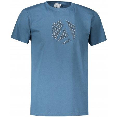 Pánské triko ALTISPORT ALM033129 DENIM