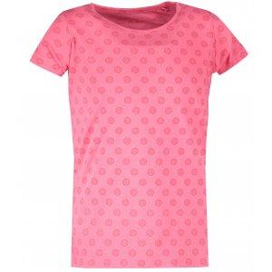 Dětské triko ALPINE PRO BETRIZO KTSS288 RŮŽOVÁ