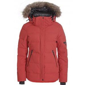 Dámská zimní bunda ICEPEAK BLACKEY ČERVENÁ