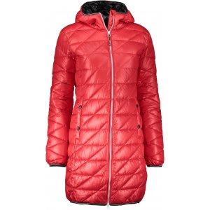 Dámský kabát SAM 73 KAREN WB 805 ČERVENÁ