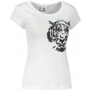 Dámské triko ALTISPORT ALW004122 BÍLÁ