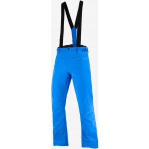 Pánské zimní kalhoty SALOMON STANCE PANT M  LC1397400 INDIGO BUNTING