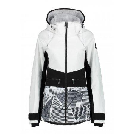 Dámská zimní bunda ICEPEAK ELY BÍLÁ