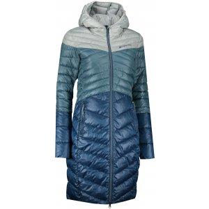 Dámský kabát ALPINE PRO LEVRA LCTS129 MODRÁ