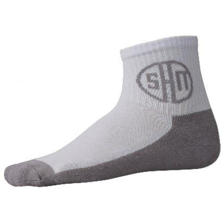 Ponožky SAM 73 TOPEKA UP 125 BÍLÁ