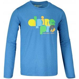 Dětské triko ALPINE PRO TEOFILO 9 KTSS270 MODRÁ