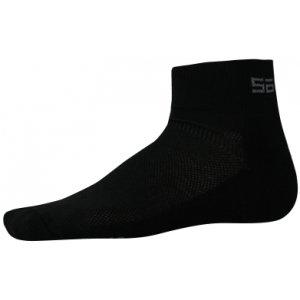 Ponožky SAM 73 CARY UP 124 ČERNÁ