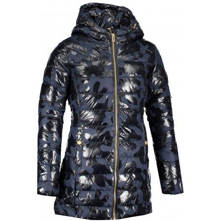 Dívčí kabát SAM 73 BETTY GB 537 TMAVĚ MODRÁ
