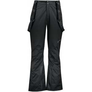 Pánské lyžařské kalhoty ALPINE PRO SANGO 8 MPAS477 ČERNÁ