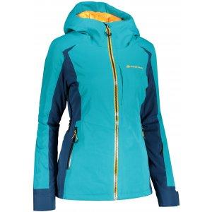 Dámská lyžařská bunda ALPINE PRO MIKAERA 4 LJCS422 MODRÁ