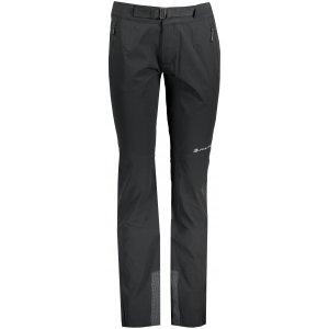 Dámské softshellové kalhoty ALPINE PRO ROHANA LPAS342 ČERNÁ
