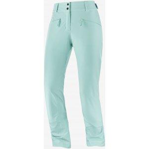 Dámské zimní kalhoty SALOMON EDGE PANT W  LC1387700 ICY MORNING
