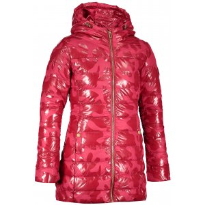 Dívčí kabát SAM 73 BETTY GB 537 RŮŽOVÁ