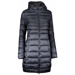 Dámský kabát SAM 73 ALEXANDRA WB 804 TMAVĚ MODRÁ