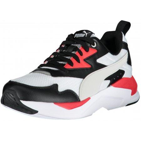 Pánské sportovní boty PUMA X-RAY LITE PUMA BLACK/GRAY VIOLET/PUMA WHITE