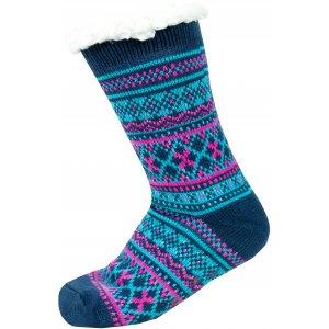 Ponožky ALPINE PRO SINNIR 3 USCS056 MODRÁ