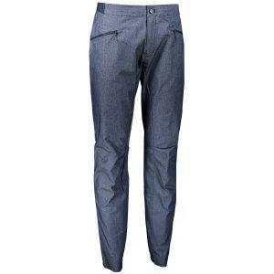 Pánské kalhoty SALOMON WAYFARER ALPINE DENIM PANT LC1382800 MOOD INDIGO