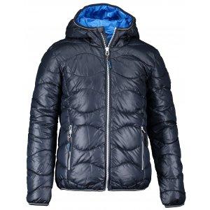 Chlapecká bunda SAM 73 ARTHUR BB 528 TMAVĚ MODRÁ