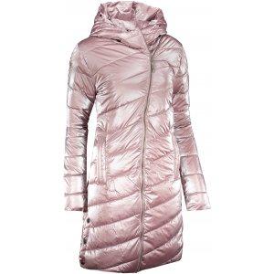 Dámský zimní kabát ALPINE PRO OMEGA 4 LCTS130 RŮŽOVÁ
