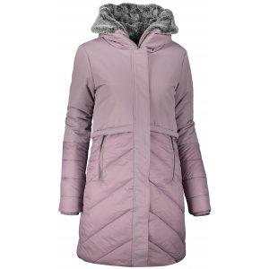 Dámský zimní kabát ALPINE PRO TESSA 4 LCTS128 FIALOVÁ