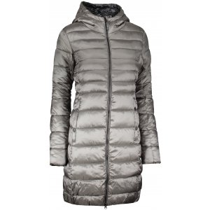 Dámský kabát SAM 73 ALEXANDRA WB 804 TMAVĚ STŘÍBRNÁ