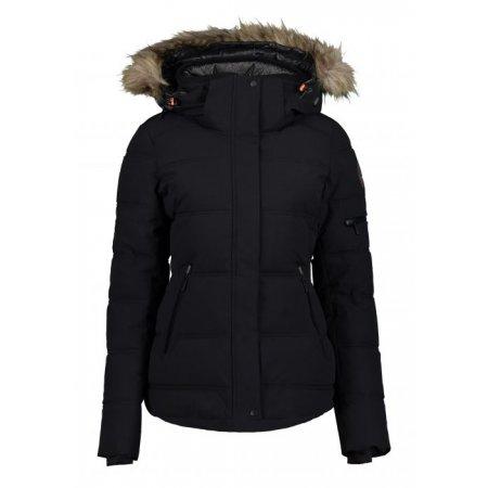 Dámská zimní bunda ICEPEAK BLACKEY ČERNÁ