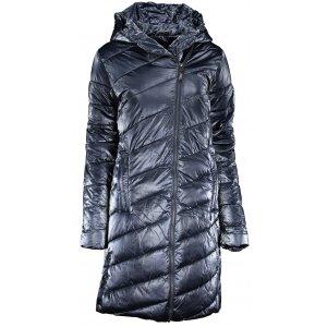 Dámský zimní kabát ALPINE PRO OMEGA 4 LCTS130 TMAVĚ MODRÁ