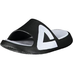 Pánské pantofle PEAK SLIPPER E92037L ČERNÁ