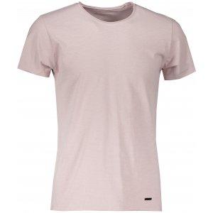 Pánské triko ALPINE PRO DRAN MTST596 RŮŽOVÁ