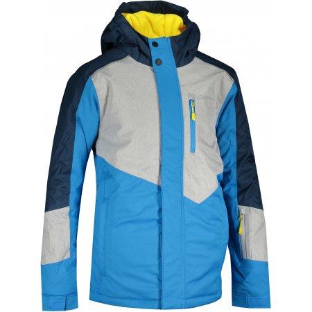 Dětská lyžařská bunda ALPINE PRO SARDARO 3 KJCS201 MODRÁ