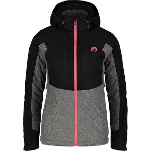 Dámská lyžařská bunda NORDBLANC MATURE NBWJL6923 ČERNÁ