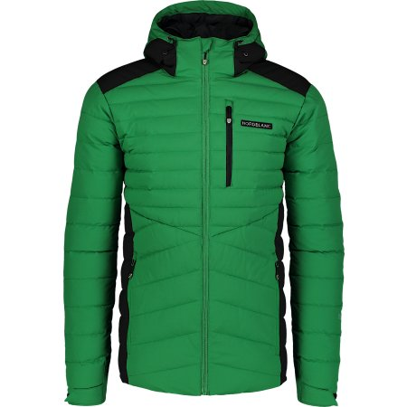 Pánská zimní bunda NORDBLANC SHALE NBWJM6910 ZELENÉ MĚSTO