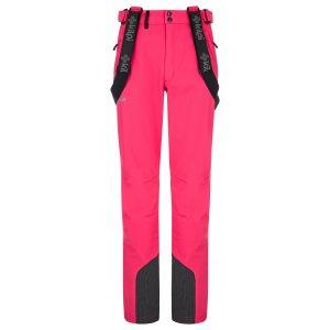 Dámské softshellové kalhoty KILPI RHEA-W NL0047KI RŮŽOVÁ