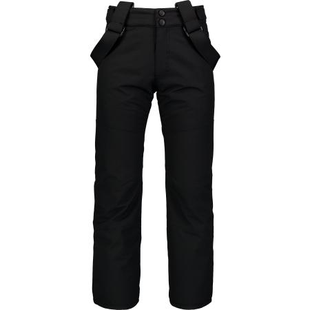Dětské lyžařské kalhoty NORDBLANC VALLIANT NBWPK6960S CRYSTAL ČERNÁ