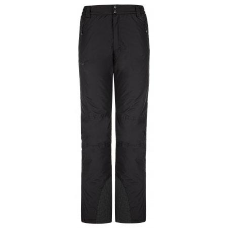 Dámské lyžařské kalhoty KILPI GABONE-W NL0021KI ČERNÁ
